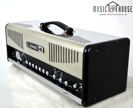 Line 6 HD 147 300W wzmacniacz gitarowy o mocy 300 W