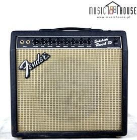 Fender Sidekick Reverb 25 Combo Gitarowe
