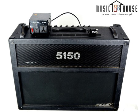 Peavey 5150 Wzmacniacz Gitarowy