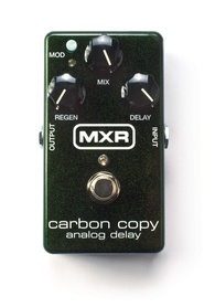 DUNLOP MXR M169 Carbon Copy Analog Delay Efekt Gitarowy