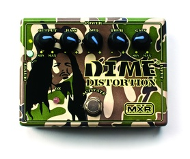 DUNLOP MXR DD-11 Dime Distortion Efekt Gitarowy