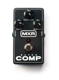 DUNLOP MXR M-132 Super Comp Efekt Gitarowy