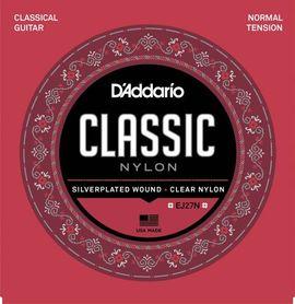 DADDARIO EJ27N Classics Nylon Struny Do Gitary Klasycznej
