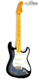 Fender Stratocaster Tiger Stripe Japan MIJ Gitara Elektryczna
