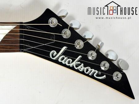 Jackson Natural Gitara Elektryczna