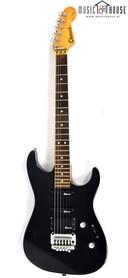 Charvel CX 692 MIJ Japan Black Gitara Elektryczna