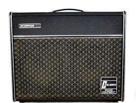 Carlsbro Scorpion Vintage Sound Wzmacniacz Gitarowy