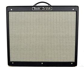 Fender Hot Rod DeVille USA Lampowy Wzmacniacz Gitarowy o mocy 60 Watt