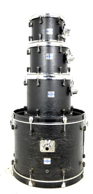 Yamaha Stage Custom Advantage Nouveau Black Shell Set