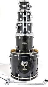Mapex M Drum Black Shell Set Zestaw