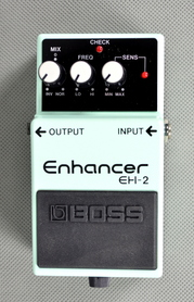 Boss Enhancer EH-2 Equalizer