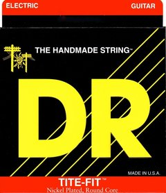DR LH-9 Tite Fit Lite N Heavy 9-46 Set struny do gitary elektrycznej