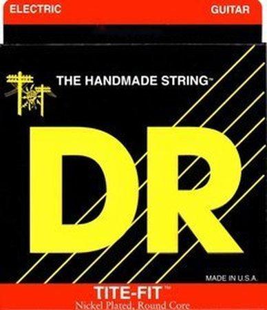 DR ZEH-9 Zebra E-Lite-n-Heavy.9-46 struny do gitary elektrycznej