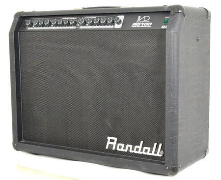 Randall RG100 G3 Combo 100 W Wzmacniacz Gitarowy