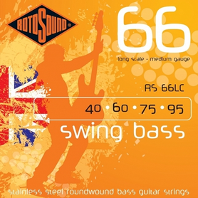 Rotosound RS 66LC 40-95 Medium Bass struny do gitary basowej