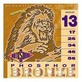 Rotosound JK13 Bronze 13/56 struny do gitary akustycznej