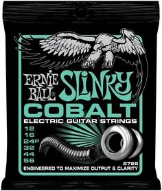 Ernie Ball EB 2726 Slinky Cobalt Struny Do Gitary Elektrycznej 12-56