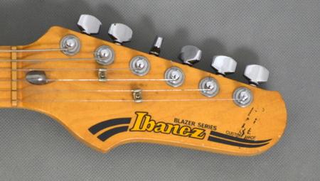 Ibanez Blazer Custom Made Japan Gitara Elektryczna