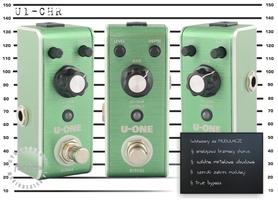 U-ONE U1-CHR efekt gitarowy chorus