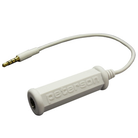 Peterson Adaptor Cabel for iPad touch and Iphone