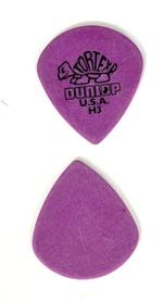 Jim Dunlop-Tortex H3 kostki 10 sztuk