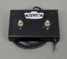 Vox VFS2 Amp Footswitch