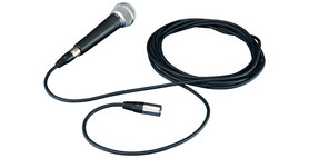 RCL 30303 D6 Kabel mikrofonowy, XLR(F)-XLR(M) 3m