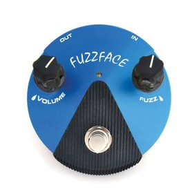 DUNLOP FFM1 SI Silicon Fuzz Face Mini
