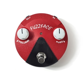 DUNLOP FFM6 Band of Gypsys Fuzz Face Mini Distortion