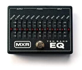 MXR 10 band equalizer M108 korektor graficzny