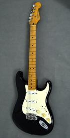 Fender Stratocaster Black Gitara Elektryczna