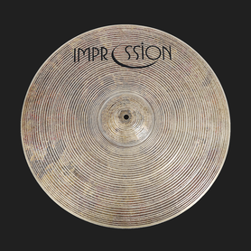 Impression Cymbals Smooth 19