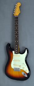 Fender Stratocaster 3 TSB 62 Reissue MIJ Japan Gitara Elektryczna