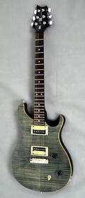 PRS SE Custom 22 Grey Black Gitara Elektryczna