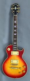 Columbus Les Paul LP Japan Sunburst Vintage Gitara Elektryczna
