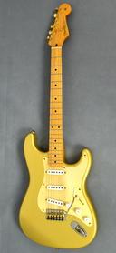 Fender Stratocaster Aztec Gold 50th Anniversary Gitara Elektryczna