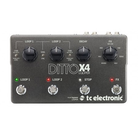 TC Electronic Looper X4 Ditto