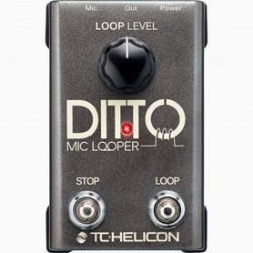 TC Helicon Ditto Mic Looper Looper mikrofonowy