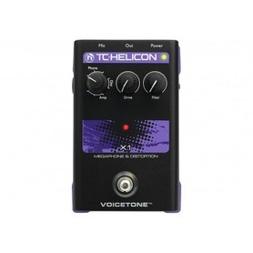 TC Helicon VoiceTone X1 Efekt Megafon/Distortion