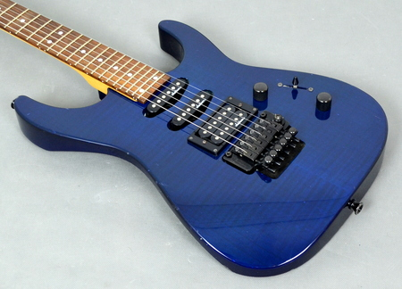 Jackson Performer PS-2 Trans Blue Japan Gitara Elektryczna