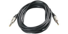 RockCable przewóaRCL 30206 D6 RockCable przewód instrumentalny - 6 metrów - wtyk prosty - czarnyd instrumentalny - 6 metrów - wtyk prosty - czarny