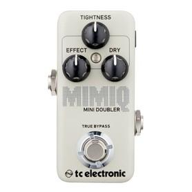 TC Electronic Mimiq Mini Doubler Gitarowy efekt dubler
