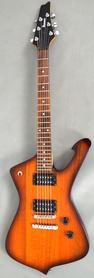 IBANEZ IC 200 Iceman Sunburst Gitara Elektryczna