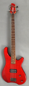 Fernandes Tremor X-4 Red Gitara Basowa
