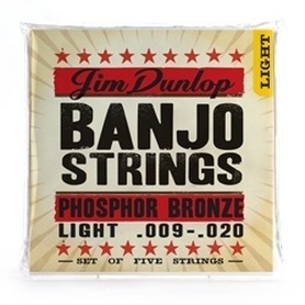 struny do banjo PHOSPHORE BRONZE LIGHT 5/SET