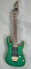 Ibanez RG 470 Trans Green Gitara Elektryczna