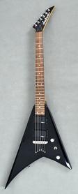 Jackson JS32T Randy Rhoads Flying V Black Gitara Elektryczna
