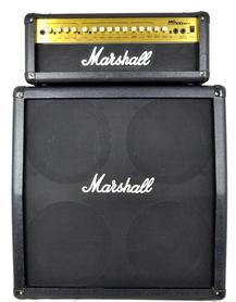 Zestaw Marshall MG 100 HDFX Wzmacniacz gitarowy plus Kolumna Marshall MG 412