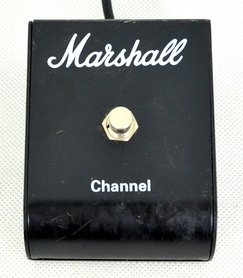 Marshall Footswitches for Guitar Amplifier