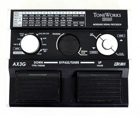 Korg Toneworks AX3G Procesor Gitarowy